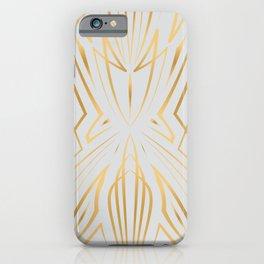 Pinstripe Pattern Creation 31 iPhone Case