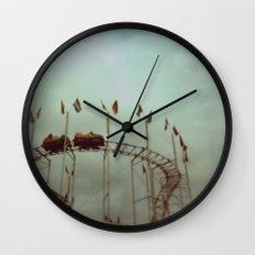 Creepy Carnival  Wall Clock