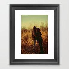 BABY YOUR A FIREWORK Framed Art Print