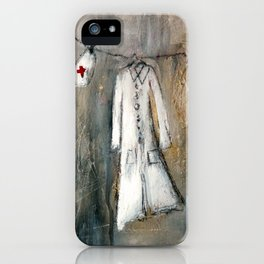 nurse iPhone Case