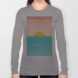 sunrise /sunset Long Sleeve T-shirt