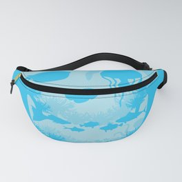 Save the Oceans Fanny Pack