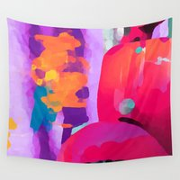 vespa Wall Tapestries featuring Vespa V.2 by Xchange Art Studio