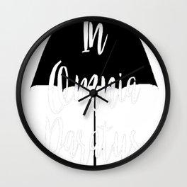 Gilmore Girls – In Omnia Paratus, Life and Death Brigade Wall Clock