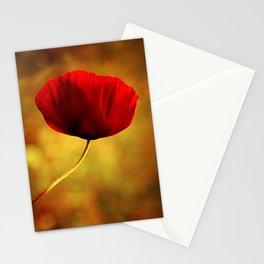 Poppy 204 Stationery Cards