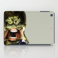chuck iPad Cases featuring Chuck Predator  by Jack