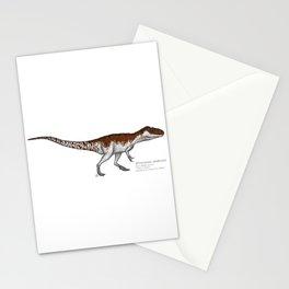 Afrovenator abakensis Stationery Cards