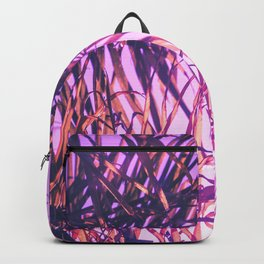 Palms in Afterglow Backpack
