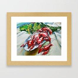 Still life # 28 Framed Art Print