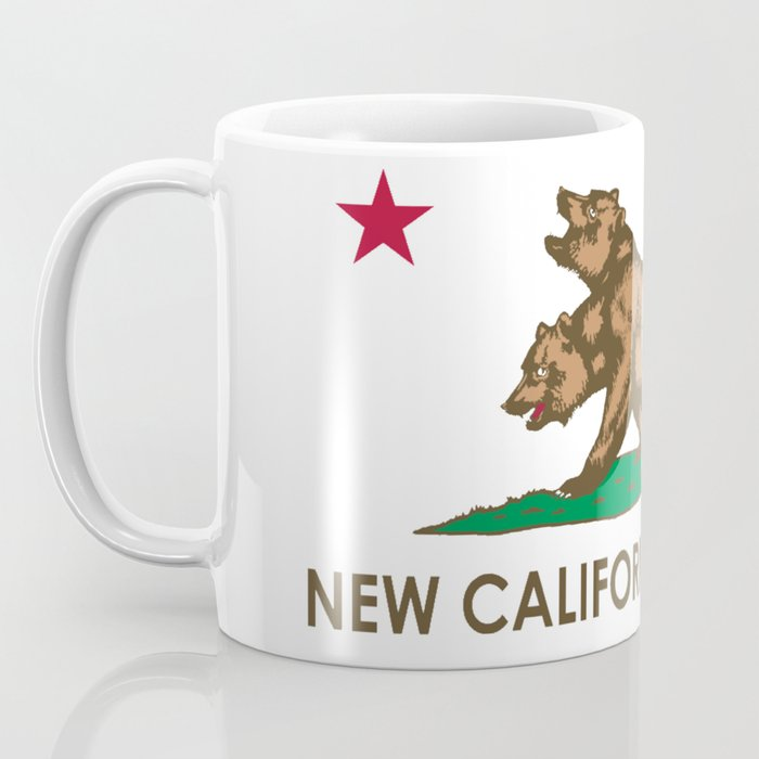 New California Republic Coffee Mug