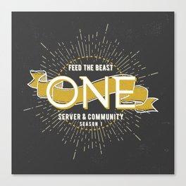 FTB One - Season 1 Canvas Print