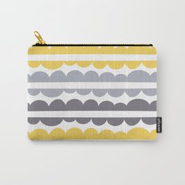 Mordidas Primrose Yellow Carry-All Pouch