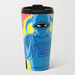IT CAME TO EARTH Travel Mug