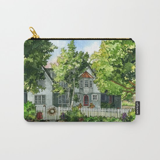 The Red Door Carry-All Pouch