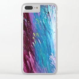 Unite the People Clear iPhone Case