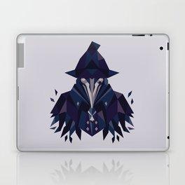 Eileen the crow - Bloodborne Laptop & iPad Skin