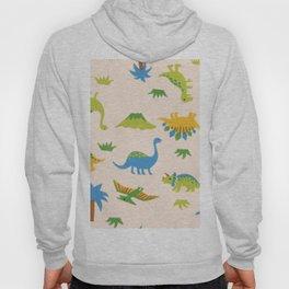 Dinosaurs colorfull Hoody