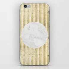 inverse gOld sun iPhone & iPod Skin