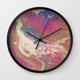Rose gem Wall Clock