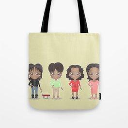 Oprah Tote Bag