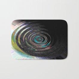 Color Wheel Bath Mat