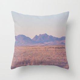 Westward II Throw Pillow
