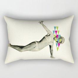 Playing Hard To Get Rectangular Pillow