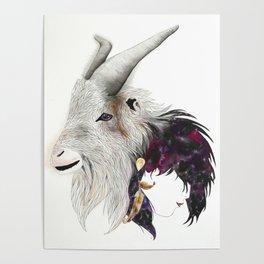 Goat Totem - Totem Series Poster