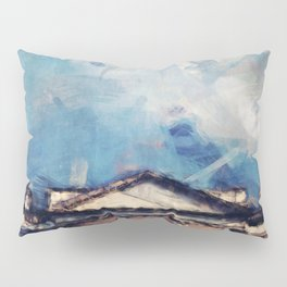 White House On A Sunny Day Pillow Sham