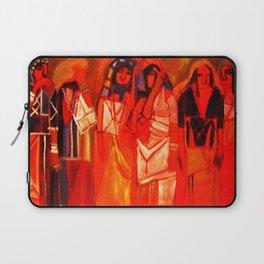 Women Varanasi Laptop Sleeve