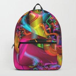 Dance 2 Abstract Fractal Art Backpack
