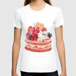 MacaronJapanese Chin T-shirt
