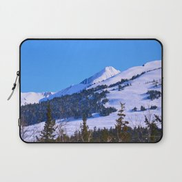 Back-Country Skiing  - IV Laptop Sleeve