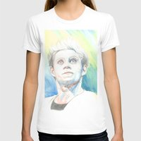niall horan T-shirts featuring Niall by Rach