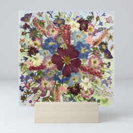 Flower Burst Mini Art Print