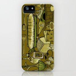 My Mid-Century Kitchen iPhone Case