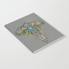 Botanical Butterfly No. 1 Notebook