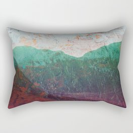 Across the Poisoned Glen Rectangular Pillow