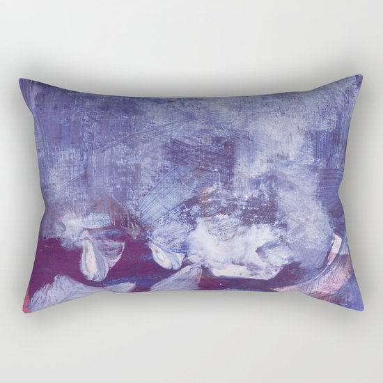 night clouds Rectangular Pillow