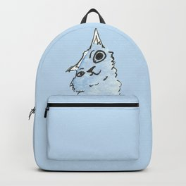 Kitty Blue Backpack