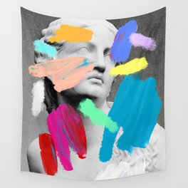 Composition 721 Wall Tapestry
