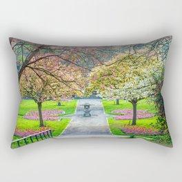 GARDEN JOY Rectangular Pillow