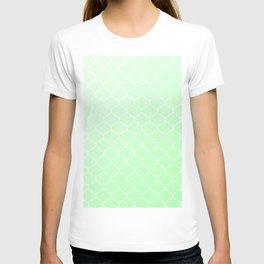Green Lattice T-shirt