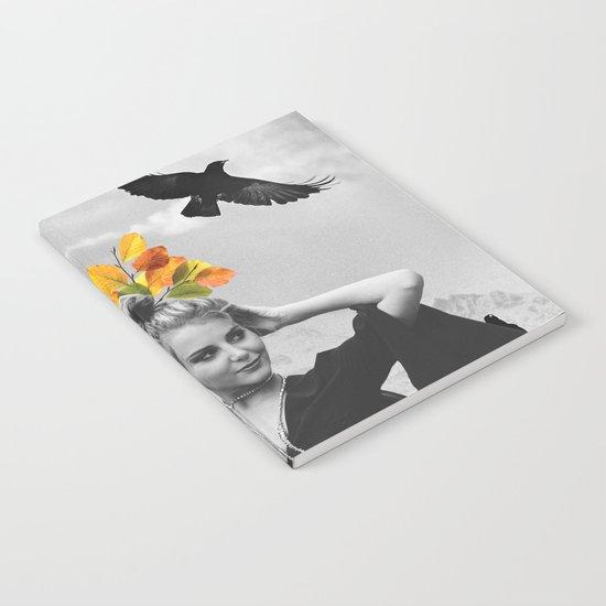 CROW GIRL Notebook