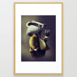 Country Club Collection #1 - Aperitif Framed Art Print