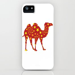 Camel 11 iPhone Case