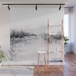 SNOWDREAMER WHITE Wall Mural