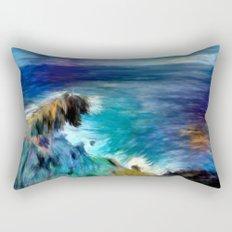 Vue mer Rectangular Pillow