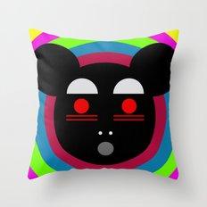 Oh panda! Throw Pillow