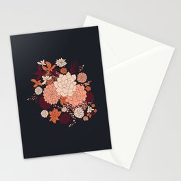 Desert Bouquet - 4 Stationery Cards